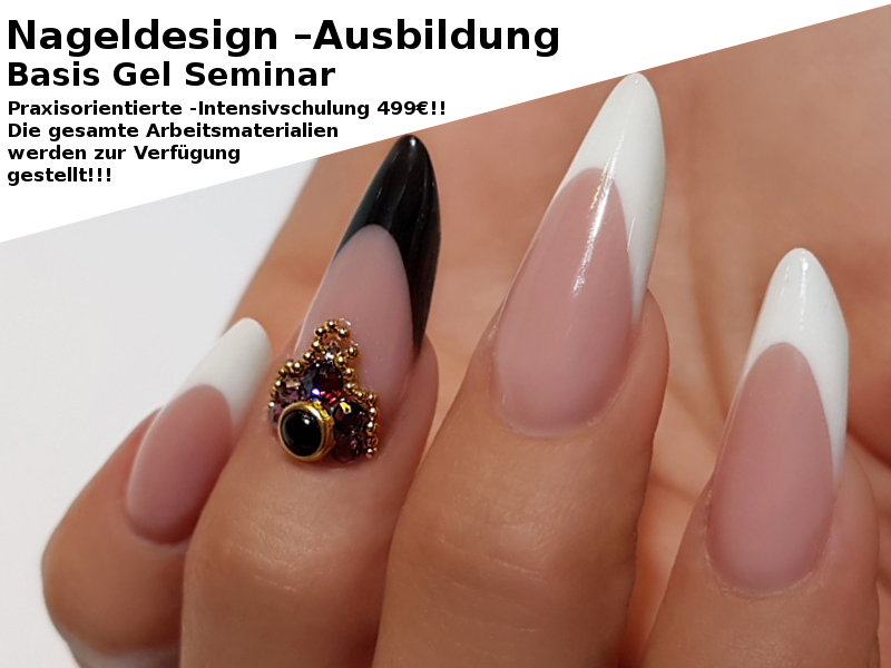 nageldesign ausbildung nageldesign kurse nail art. Black Bedroom Furniture Sets. Home Design Ideas